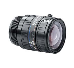 Basler Lens C125-0818-5M F1.8 f8mm Dealer India