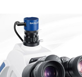 Basler's Power Pack for Microscopy Dealer India