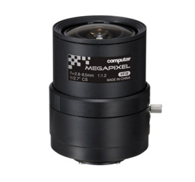 MegaPixel Varifocal Lenses A3Z2812CS MPWIR Dealer India