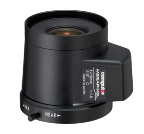 MegaPixel Monofocal Lenses MG1616FC-MP Dealer India
