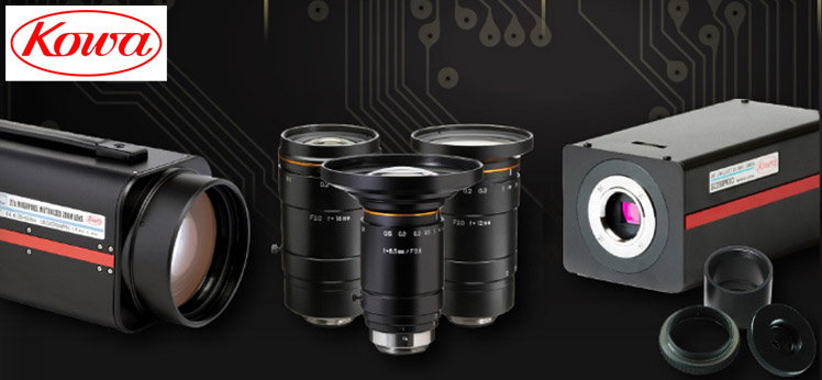 Kowa Machine Vision Lenses Dealer India