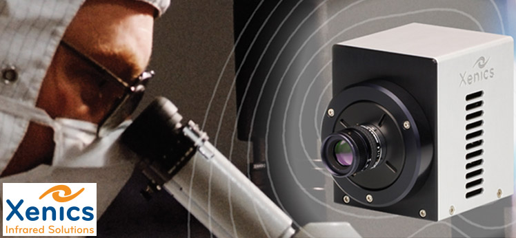 Xenics Infrared Cameras Dealer India
