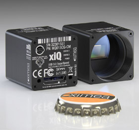 USB 3.0 Vision Compliant Cameras with CMOS MQ042MG-CM Cameras Dealer India